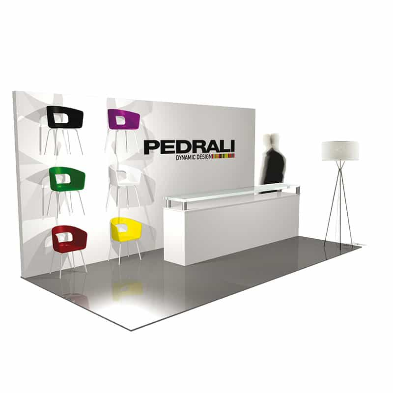 Stand modulaire