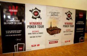 Panneau d'affichage WINAMAX